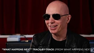 "Joe Satriani - ""What Happens Next"" (#9 What Happens Next Track-By-Track)"