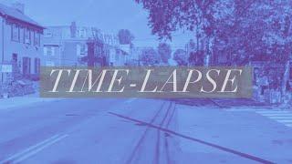Gettysburg Pa Baltimore Street  Time-lapse