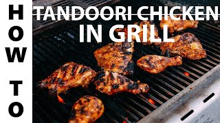How to Grill on a Gas Grill | First Timer Must SEE