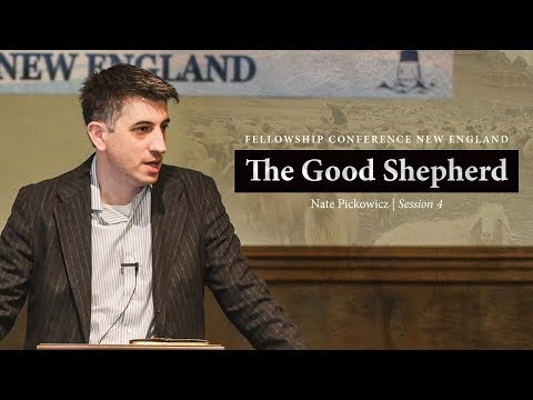 The Good Shepherd - Nate Pickowicz