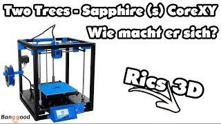T-Trees Sapphire (S) Wie macht er sich?!? // Rics_3D \\ auf geht´s
