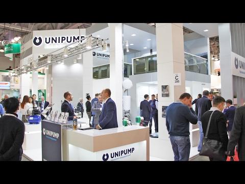 Насосное оборудование UNIPUMP на AQUATHERM MOSCOW 2017