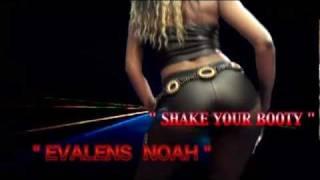 ZUMBA EVALENS NOAH : SHAKE TON BOOTY ( CLIP OFFICIEL)