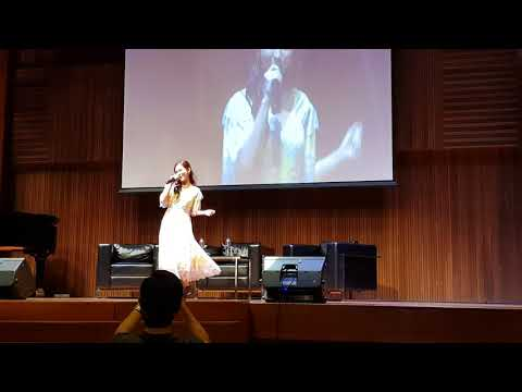 Ost yes or no 2 (huang huang)  Aom Sushar First meet & greet in Indonesia