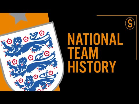 England | National Team History