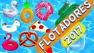 Los flotadores más divertidos |ideas FACILES DIY