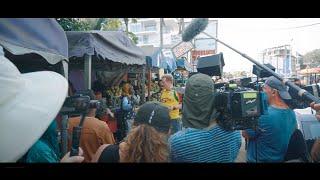 Behind The Behind The Scenes: Part 5  Conan in Ghana -Makola Market, Oxford St Osu& Beach Drummers