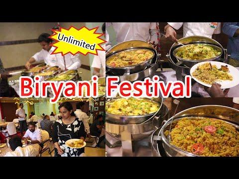 நாகர்கோவிலில் நான்கு நாள் பிரியாணி திருவிழா | hotel vijayetha nagercoil Biryani Festival buffet 399