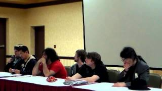 Artists Panel
