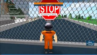 LA PREMIÈRE GAMEPLAY ALL PRISION LIFE 2.0/ROBLOX/PETER165 ARMES