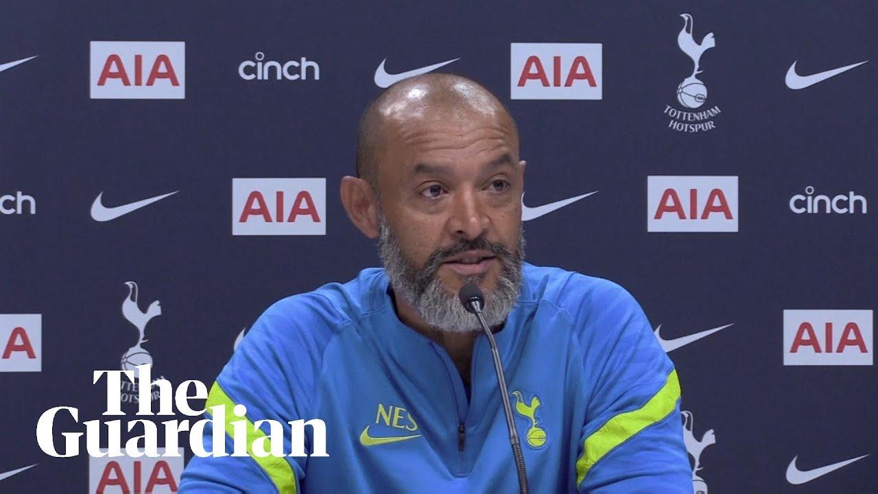 Nuno Espírito Santo: 'Harry Kane is our player, period'