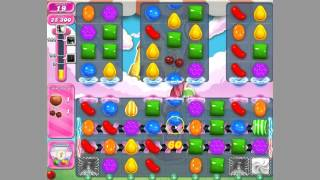 Candy Crush Saga level 987 No Boosters