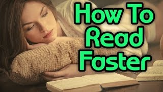 my secrets to speed reading how to read faster and learn from books quicker