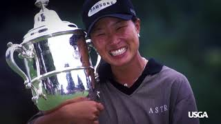 USGA Golf Journal: Se Ri Pak- A Victory that Changed the Game