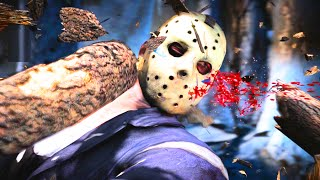 Mortal Kombat X All Cinematic Interactive Map Weapons