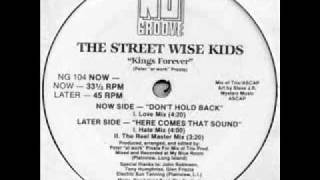 The Street Wise Kids - Don