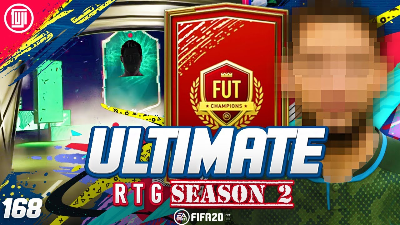 WE PACKED THE LEGEND!!! ULTIMATE RTG #168 - FIFA 20 Ultimate Team Road to Glory thumbnail