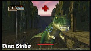 Dino Strike Playthrough - Wii
