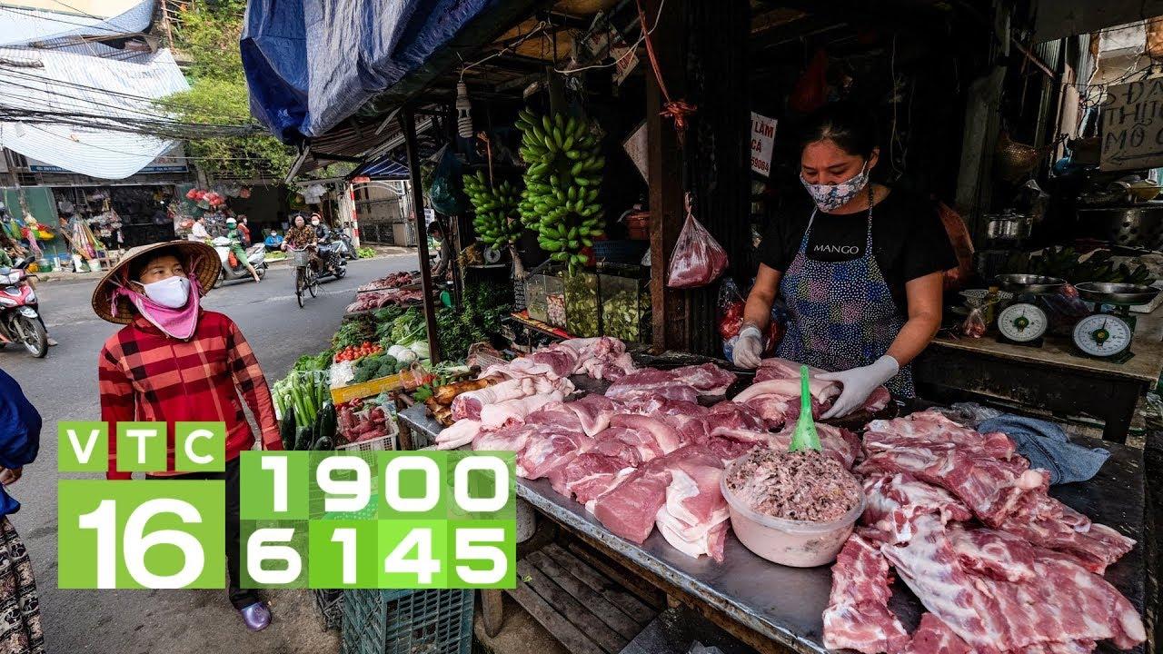 Thủ tướng yêu cầu phải phải hạ giá thịt lợn   VTC16