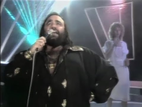 Demis Roussos & Florence Warner  -  Lost in love