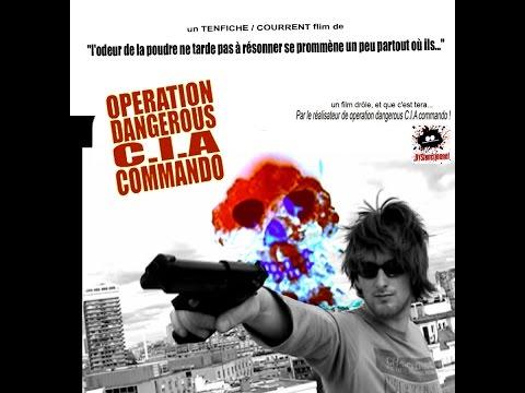OPERATION DANGEROUS C.I.A COMMANDO