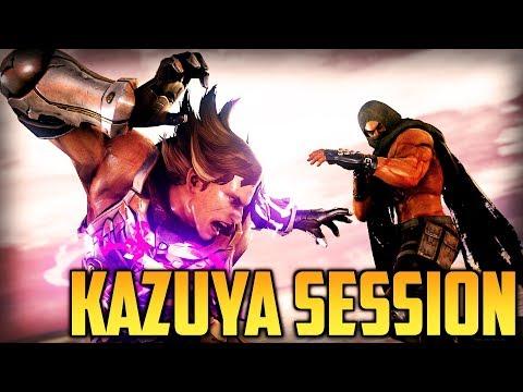 TEKKEN 7 Kazuya Ranked, Purple Rank Lars.. They Exist