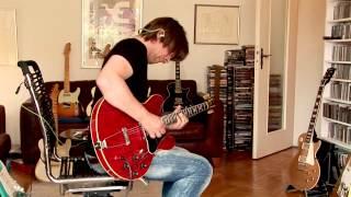 1967 Gibson ES-335 cherry, Part2