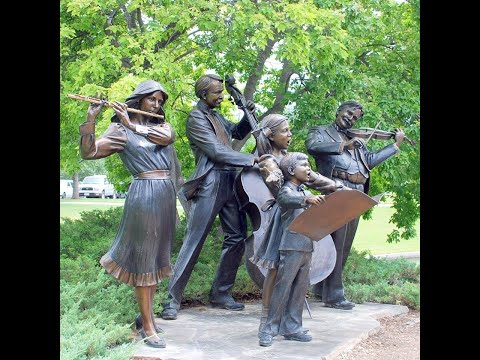 ♫♫♫ GEORGE LUNDEEN (1948)  American Sculptor ✽