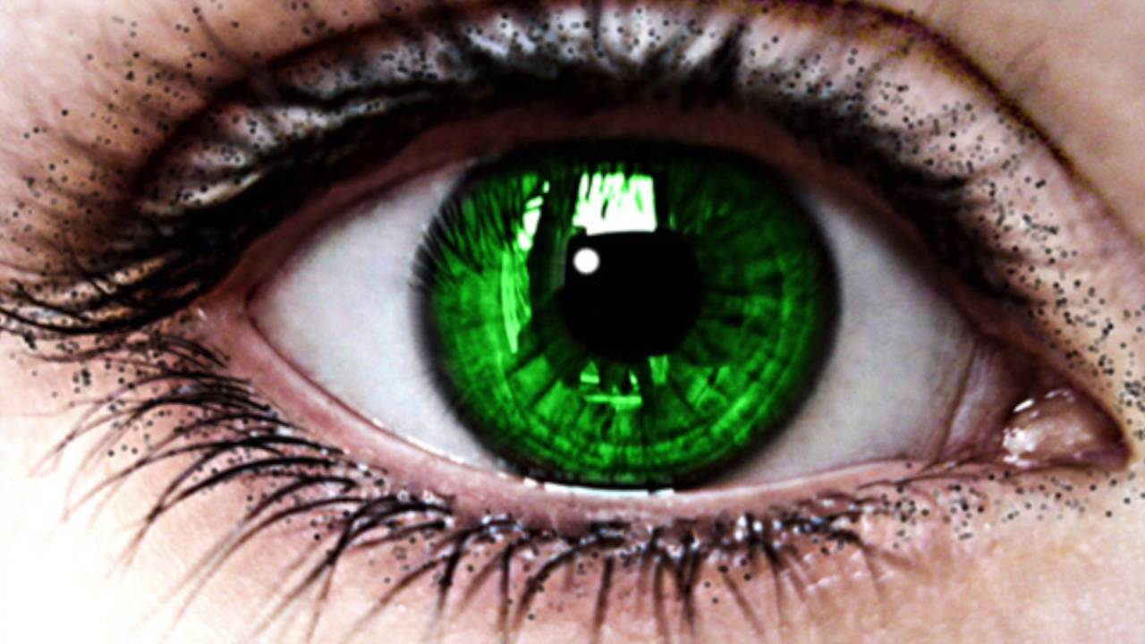 Change Your Eye Color To Green In 10 Seconds Hypnosis
