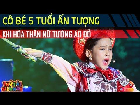 Nữ tướng áo đỏ đất Tây Sơn Bình Định Bùi Thị Xuân oai liệt trong hình hài cô bé 5 tuổi | TTSN 10