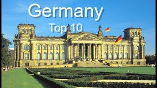 Germany Top Ten Things To Do