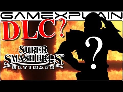 New DLC Character Leaked?! Smash Bros. Ultimate Data Mine Reveals Codename (Thumb Is NOT A Spoiler!)