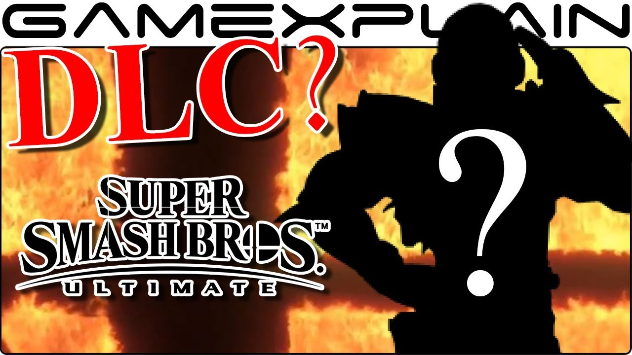 New DLC Character Leaked?! Smash Bros  Ultimate Data Mine Reveals Codename  (Thumb is NOT a Spoiler!)