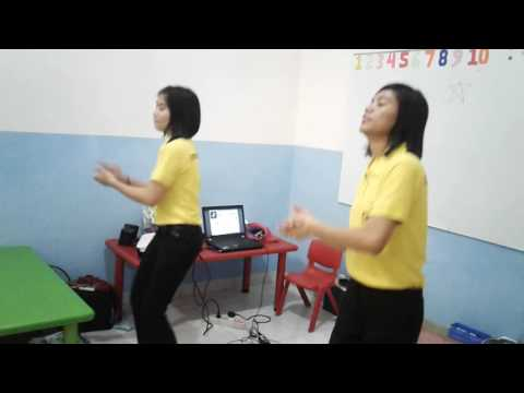 Godu and Cate Phonics Adventure Chant - TK Jakarta