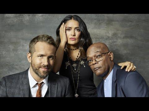 Hitman's Bodyguard: Ryan Reynolds, Samuel L. Jackson & Salma Hayek Answer IGN Fan Questions