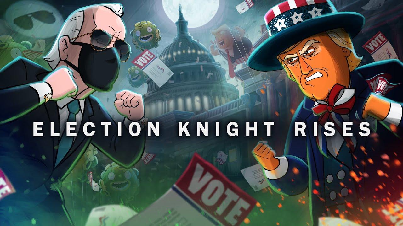 El corto de Stephen Colbert's dedicado a la noche electoral en EU que le hizo ganar un Emmy