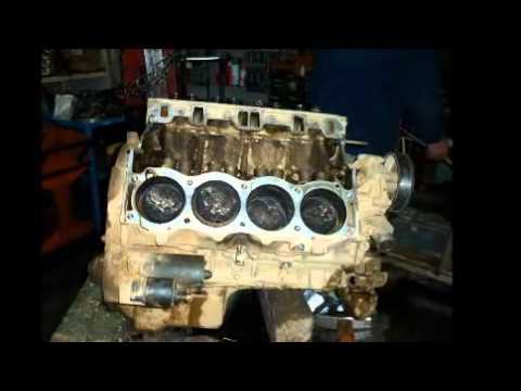 Land Rover Discovery Ii V8 Motor Revizyon Youtube