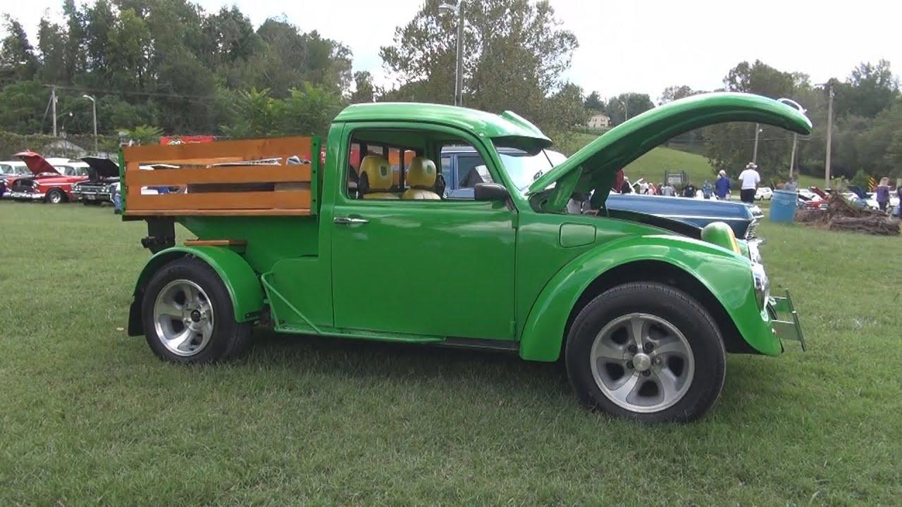 Example of a 1961 Volkswagen Type II flatbed pickup truck. | vw ...