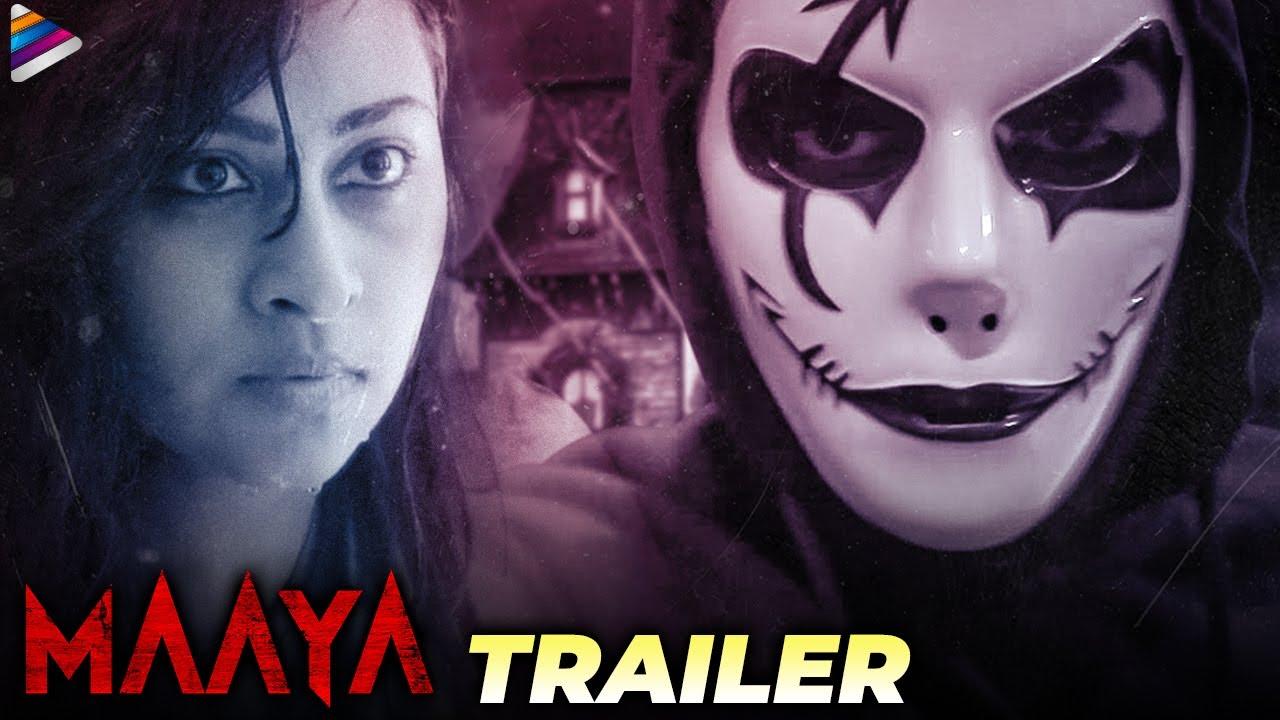 Download Maaya Telugu Movie Trailer   Radhika Jayanti   Sandhya Bayireddy   Abhishek Sabbe   Karthik