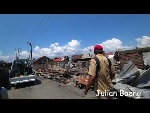 Pulau Bungin Sumbawa Pasca Gempa 7 SR 19082018