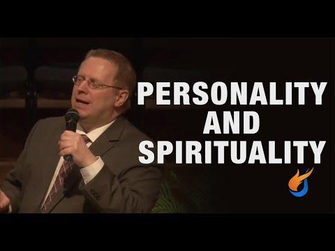 """""""Personality and Spirituality"""" Raymond Woodward"""