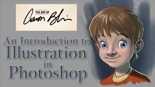 A Basic Introduction to Illustration in Photoshop with Aaron Blaise