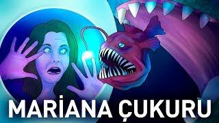 Mariana Çukurunun Dibinde Ne Var?
