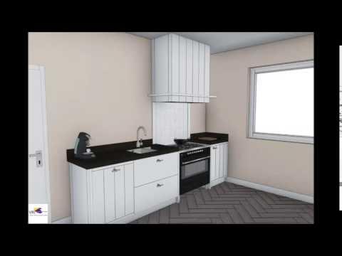 VRI interieur | 3D visualisaties - YouTube