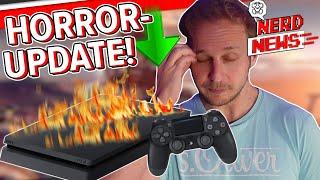 Neustes PS4 Update kąnn Konsolen zerstören!