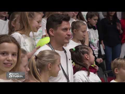 Federācijas kauss: Augstākās raudzes teniss Latvijā