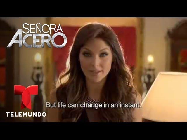 Señora Acero | Telemundo Internacional | Telemundo