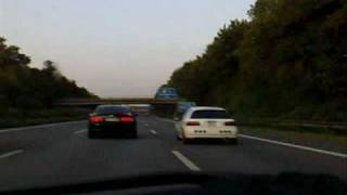 HONDA CIVIC EG6 TURBO Vs. BMW M3 E92 G-POWER 600hp