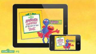 "Sesame Street: ""Another Monster at the End of This Book"" App Preview Starring Grover and Elmo!"