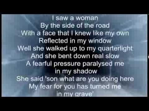 "Chris Rea - Road To Hell - HQ - Scroll Lyrics ""22"""